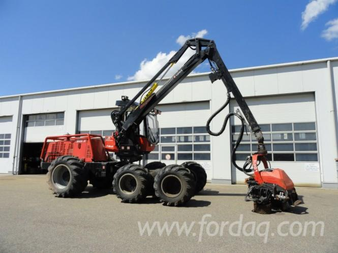 Used-2008-Valmet---6718-h-911-3-Harvester-in