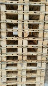 Pallets – Packaging - Pallets 1200x800 2nd choice
