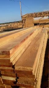 Softwood  Sawn Timber - Lumber Strips - Siberian Larch ANGARSK (Larix pps)