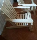 null - Fotoliu lemn stil american - 349 lei