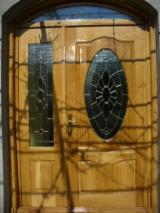 Spruce  - Whitewood Doors - Spruce (picea Abies) - Whitewood Doors from Romania