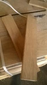 Hardwood  Sawn Timber - Lumber - Planed Timber For Sale - Strips, Oak (European)