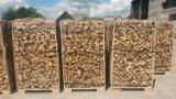 Firelogs - Pellets - Chips - Dust – Edgings Other Species For Sale Germany - Cleaved firewood for sale