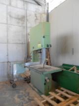 Macchine Per Legno Usate E Attrezzature - Entra In Fordaq - SEGA A NASTRO MARCHIO AGAZZANI MOD. 800