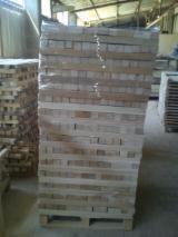 Hardwood  Sawn Timber - Lumber - Planed Timber - Beech squares for sale