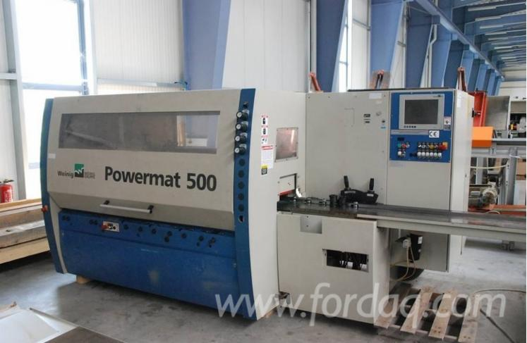Used-moulder-for