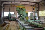 Maszyny do Obróbki Drewna dostawa - Log Band Saws, Vertical Braun Canali Używane w Niemcy