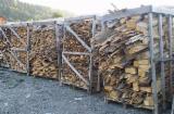Buy Or Sell  Firewood Woodlogs Cleaved Romania - Spruce (Picea Abies) - Whitewood Firewood/Woodlogs Cleaved