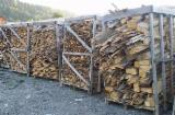 Firewood, Pellets And Residues - Spruce  Firewood/Woodlogs Cleaved