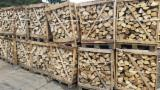 Firelogs - Pellets - Chips - Dust – Edgings Other Species For Sale Germany - Beech wood 1 cubic meter kiln dried