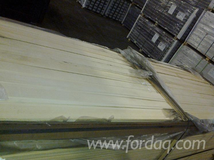 Abachi-Profilholz