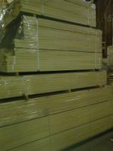 Mouldings - Profiled Timber Aspen, White Poplar Populus Tremula For Sale Germany - Aspen, white poplar (populus tremula), Saunabanklatte