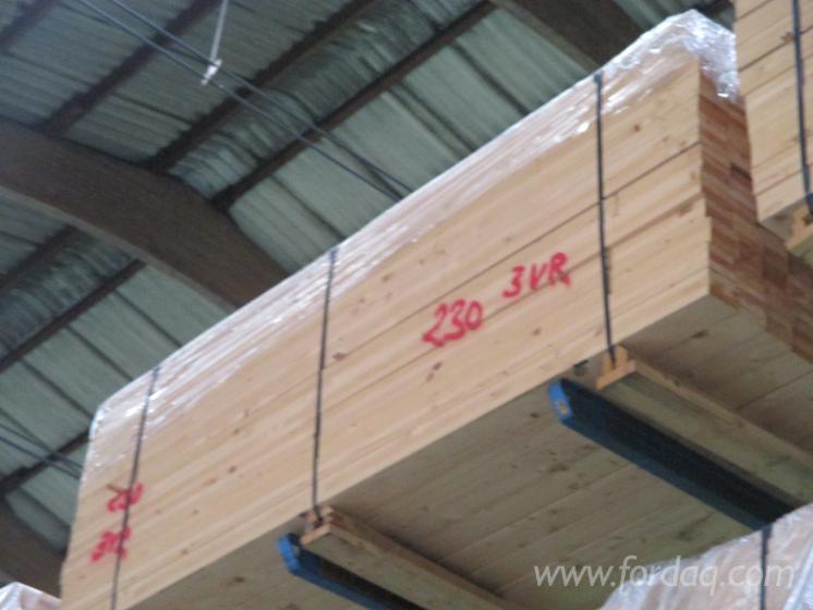Europejskie Drewno Iglaste, Świerk - Whitewood
