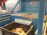 Woodworking Machinery For Sale Italy - Used 2010 Hundegger k2i 1250 CNC machining center in Italy