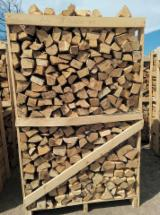 Buy Or Sell  Firewood Woodlogs Cleaved Romania - beech wood pallets