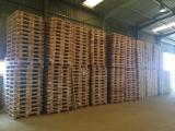 Pallets – Packaging For Sale - Euro Pallets supply from Angola