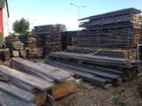 Laubholz  Blockware, Unbesäumtes Holz - Schnittholz zu verkaufen, verschiedene Holzarten!