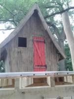 Wood Houses - Precut Timber Framing Demands - Christmas Market Hut