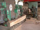 Woodworking Machinery Log Band Saw Vertical - Used 1950 BRENTA Log Band Saw Vertical in France