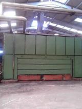 Gebrauchte Holzbearbeitungsmaschinen Spanien - Furniererzeugung - Furnierverarbeitung, Furniertrockner, OMECO