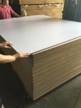 Rekonstituisane Ploče - Vlaknaste Ploče Srednje Gustine -MDF, 2-25 mm