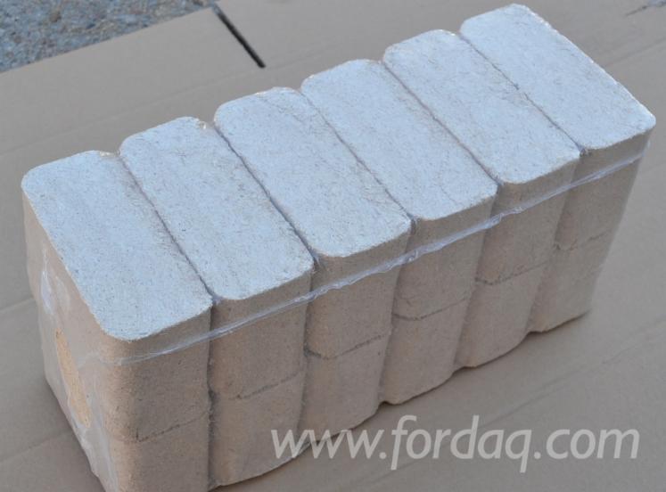Wood-briquets
