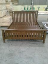 Bedroom Furniture - Rubberwood beds