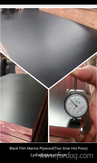 Vend Contreplaqué Filmé (Brun) 9; 12; 15; 18; 21; 28 mm Chine