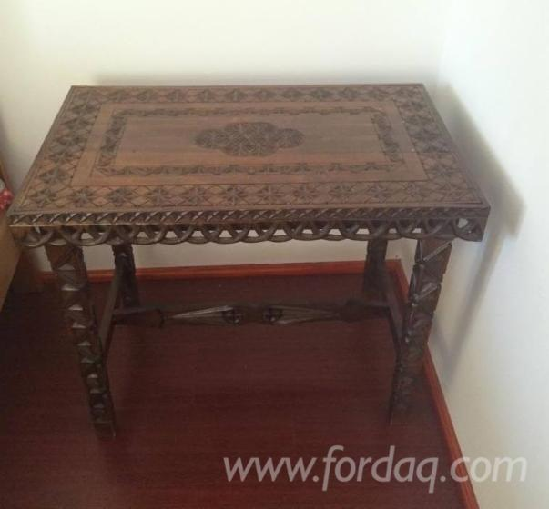 Decorative Items Small Furniture Carved
