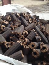 Firelogs - Pellets - Chips - Dust – Edgings For Sale - Pini Kay briquettes for sale