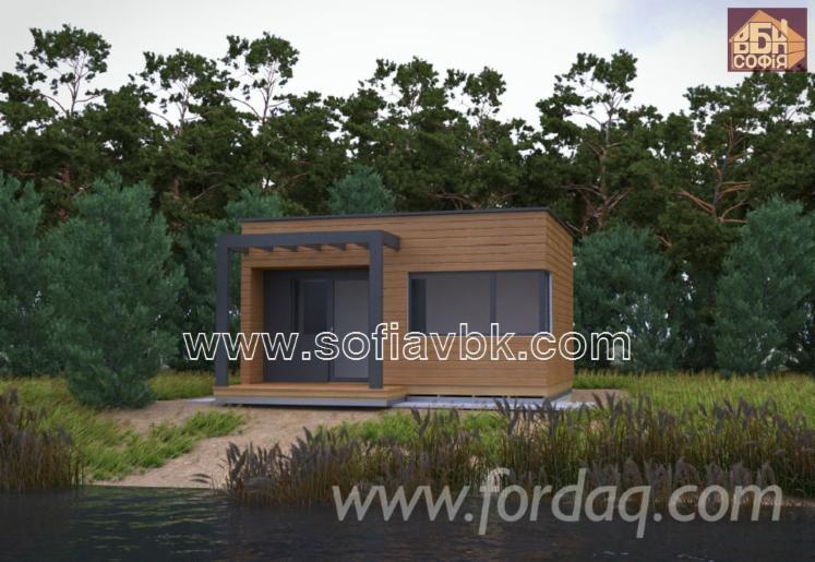 Two-module-house-of-laminated-veneer-lumber-