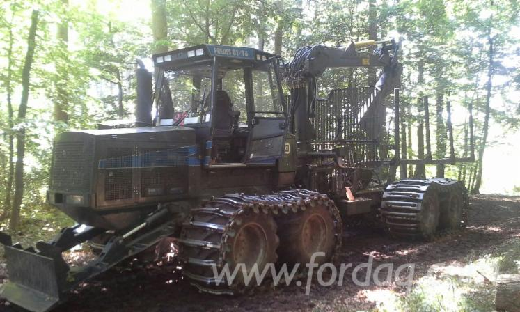 Used-2008-Preuss-81-16-Forwarder-in