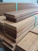 Engineered Wood Components For Sale - merbau decking