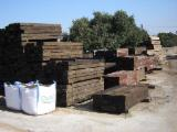 Hardwood Lumber And Sawn Timber For Sale - Register To Buy Or Sell - Railway Sleepers, Beech (Europe)