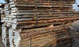 Laubholz  Blockware, Unbesäumtes Holz - Loseware, Linde