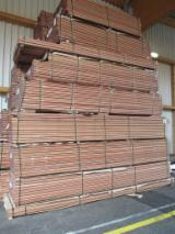 Mouldings - Profiled Timber For Sale Italy - Keruing wood 42 x 70 mm