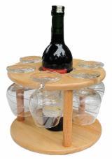 Meubles De Cuisine - Cave à Vin, Traditionnel, 20 containers 20 pieds par mois