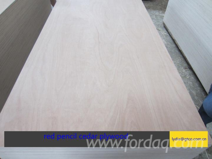 Pencil-cedar-plywood-for-Mexico-market