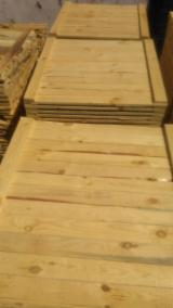 Sawn Timber All Coniferous - Timber, Pallet timber, coniferous