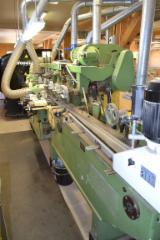 Woodworking Machinery - WoodEye 5xRay production unit