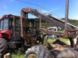 Forest & Harvesting Equipment Romania - Used 1979 Valmet 863 Feller-Buncher in Romania