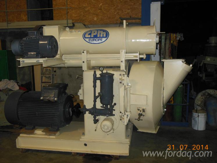 used briquetting machine for sale