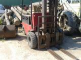 Woodworking Machinery  Supplies Italy Used -- Forklift in Romania