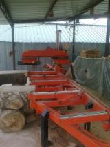 Woodworking Machinery  Supplies Italy Used WOODMIZER Circular Saw in Romania
