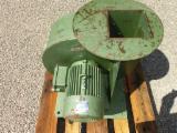 Woodworking Machinery Fan - Used 1980 Möller Fan in Germany