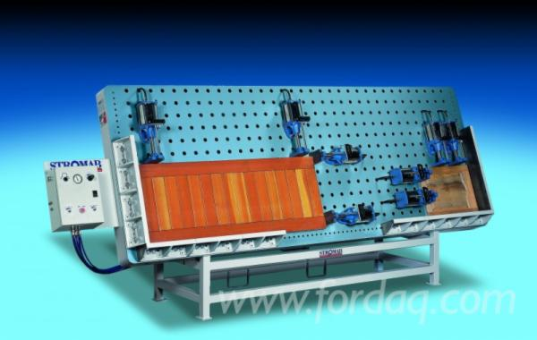 New---Laminated-Wood-Press-For-Sale