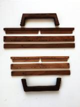 Solid Wood Components Demands - Custom made wooden handle & closing parts