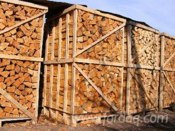 Wholesale Beech Firewood/Woodlogs Cleaved from Romania