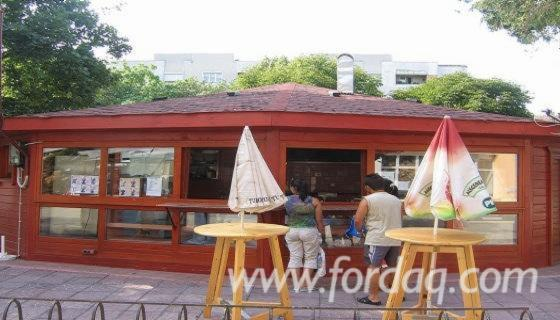 Wholesale Spruce Kiosk - Gazebo from Romania