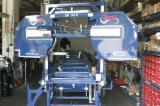 Macchine lavorazione legno   Germania - IHB Online mercato Segatronchi a Nastro, Orizzontali Wimmer Usato 2007 BN 110 S in Germania